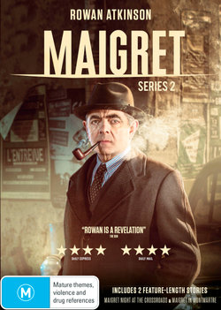 Maigret (2016): Series 2 (Maigret Night at the Crossroads / Maigret in Montmartre)