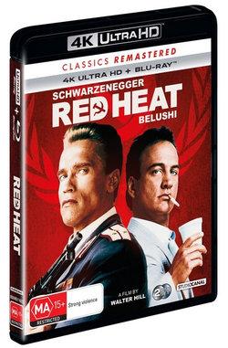 Red Heat (Classics Remastered) (4K UHD / Blu-ray)
