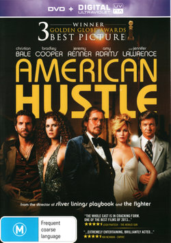 American Hustle (DVD/UV)