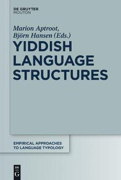 Yiddish Language Structures