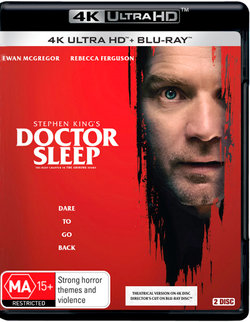 Stephen King's Doctor Sleep (4K UHD)