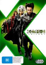 X-Men Trilogy (X-Men / X-Men 2 / X-Men 3)