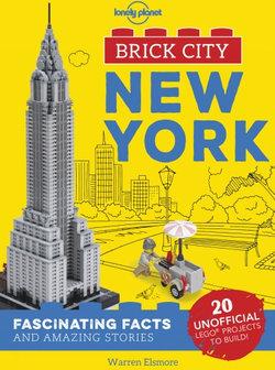 Brick City - New York : Lonely Planet Kids