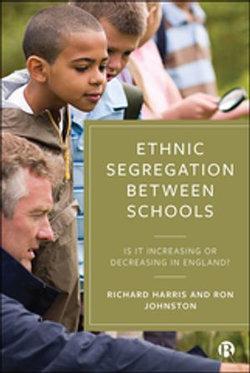 Ethnic Segregation Between Schools