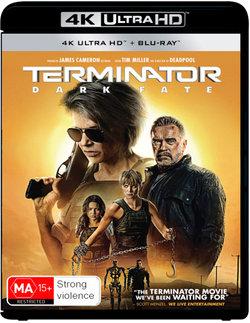 Terminator: Dark Fate (4K UHD / Blu-Ray)