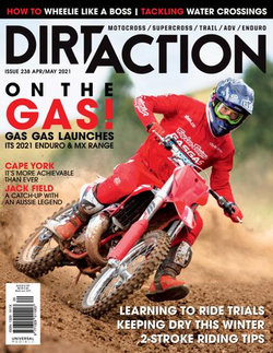 Dirt Action - 12 Month Subscription