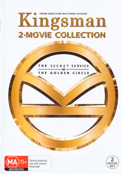 Kingsman: 2-Movie Collection (The Secret Service / The Golden Circle)