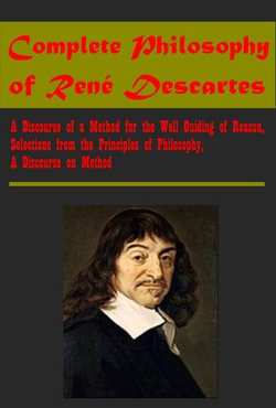 Complete Philosophy Anthologies of René Descartes