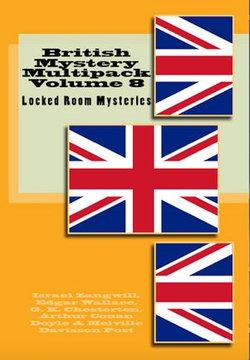 British Mystery Multipack Volume 8