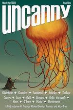 Uncanny Magazine Issue 9