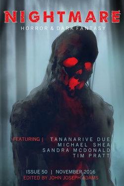 Nightmare Magazine, Issue 50 (November 2016)