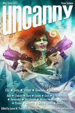 Uncanny Magazine Issue 16
