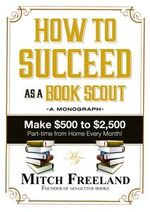 How to Succeed As A Book Scout