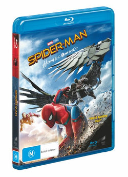 Spider-Man: Homecoming (Blu-ray/UV)