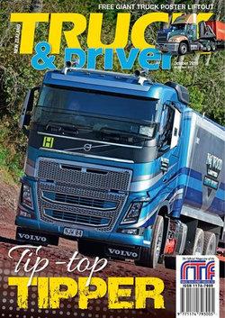 NZ Truck & Driver (NZ) - 12 Month Subscription