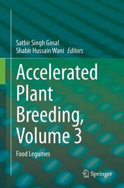 Accelerated Plant Breeding, Volume 3