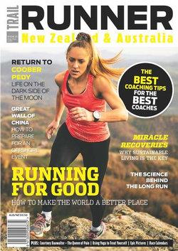 Trail Runner NZ & Aus (NZ) - 12 Month Subscription