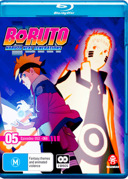 Boruto: Naruto Next Generations: Part 5