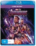 Avengers: Endgame (2 Disc Blu-ray)