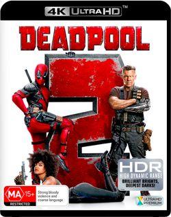 Deadpool 2 (4K UHD)