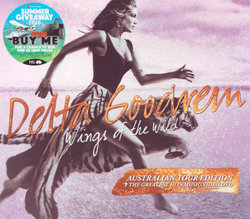 Delta Goodrem: Wings of the Wild (Australian Tour Edition) (CD/DVD)
