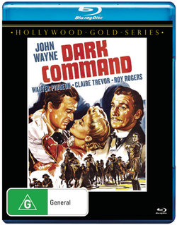 Dark Command (Hollywood Gold Series)