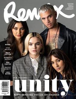 REMIX Magazine (NZ) - 12 Month Subscription