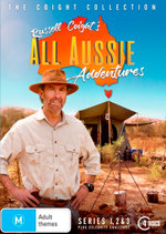 Russell Coight's All Aussie Adventures: The Coight Collection (Series 1, 2 & 3 Plus Celebrity Challenge)