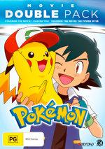 Pokemon: Movie Double Pack (Pokemon The Movie: I Choose You / Pokemon The Movie: The Power of Us)