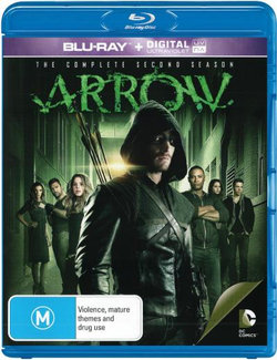 Arrow: Season 2 (Blu-ray/UV)