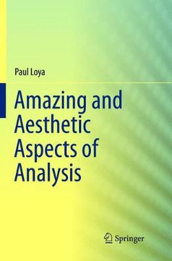 Real analysis books - Buy online with Free Delivery | Angus & Robertson