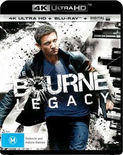 The Bourne Legacy (4K UHD/Blu-ray/UV)