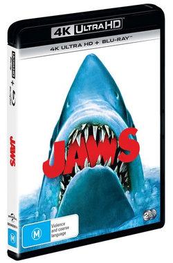 Jaws (4K UHD / Blu-ray)