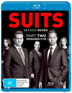 Suits: Season 7 - Part 2 (Episodes 11-16)