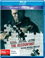 The Accountant (Blu-ray/UV)