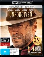 Unforgiven (25th Anniversary) (4K UHD/Blu-ray)
