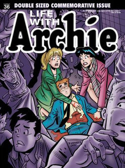 Life With Archie #36: Double-Sized Magazine