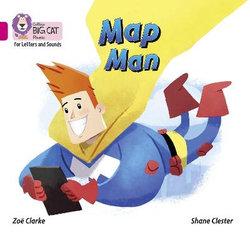 Map Man Big Book