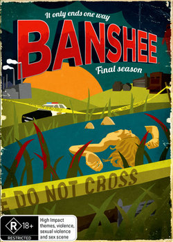 Banshee: Season 4 (Final Season)