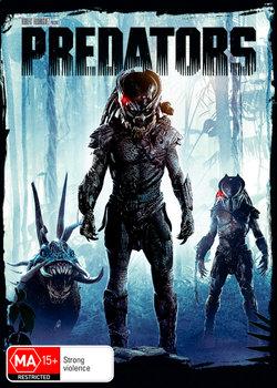 Predators (New Packaging)