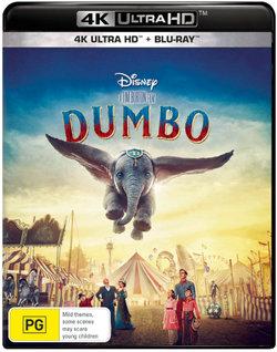 Dumbo (2019) (4K UHD/Blu-ray)