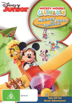 Mickey Mouse Clubhouse: Mickey and Pluto to the Rescue