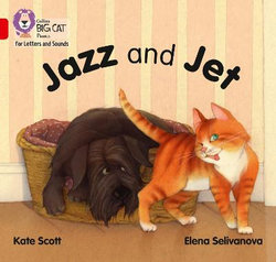 Collins Big Cat Phonics for Letters and Sounds - Jazz and Jet: Band 02A/Red A