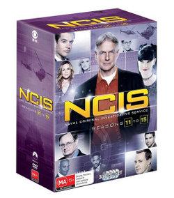 NCIS : Seasons 11 - 15