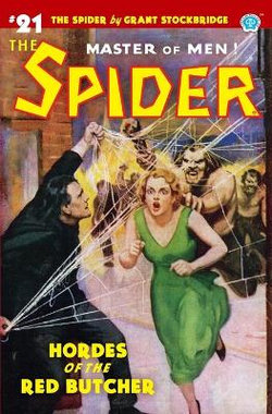 The Spider #21