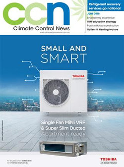 Climate Control News - 12 Month Subscription