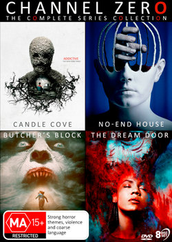 Channel Zero : The Complete Series Collection