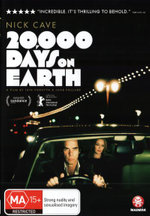 Nick Cave: 20,000 Days on Earth