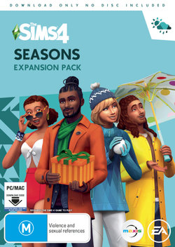 The Sims 4 Expansion 5 (Seasons)
