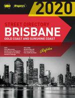 Brisbane Refidex Street Directory 2020 64th ed